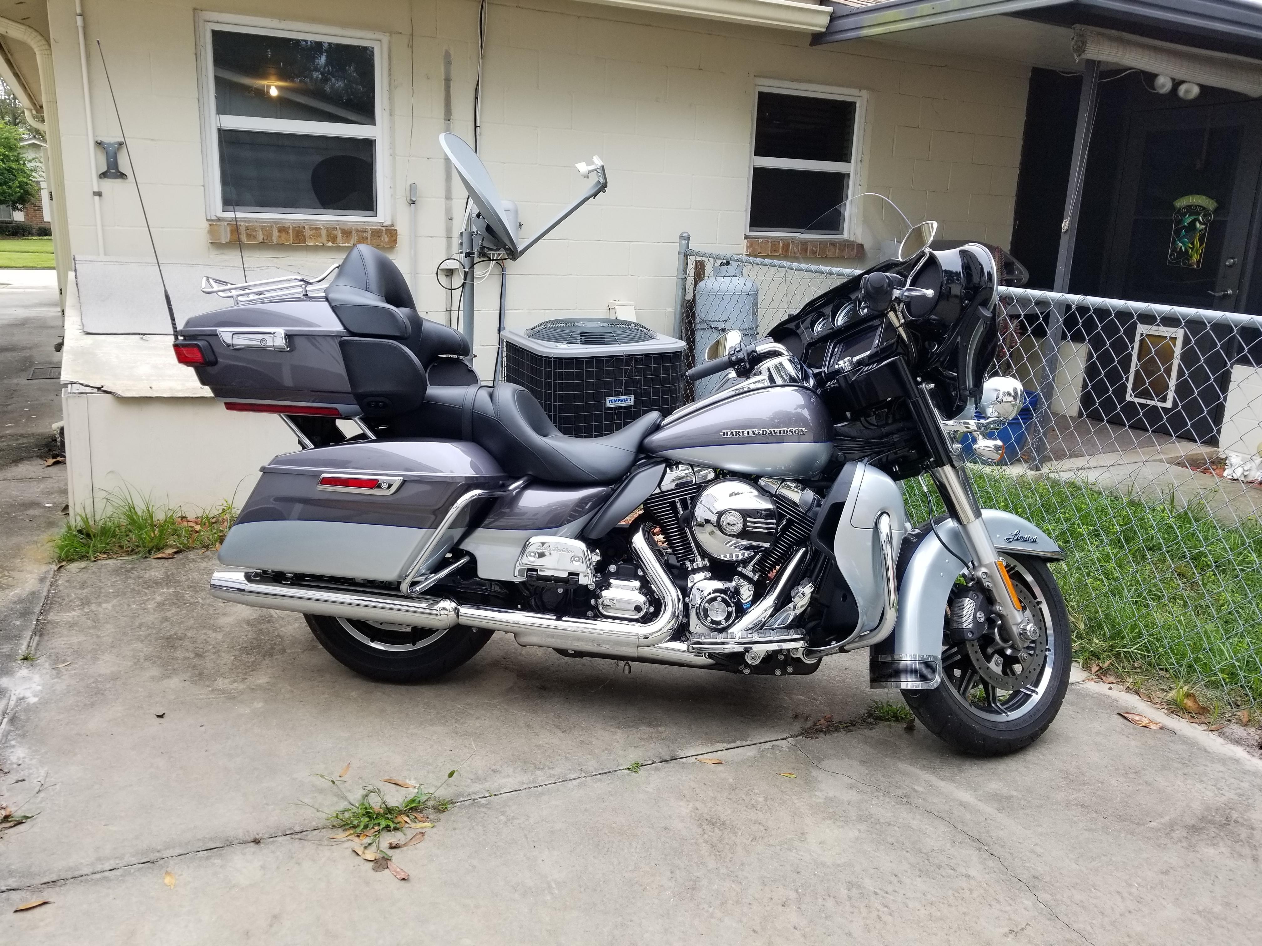 Photo 2014 Harley-Davidson TOUR GLIDE $17000314.50314.50