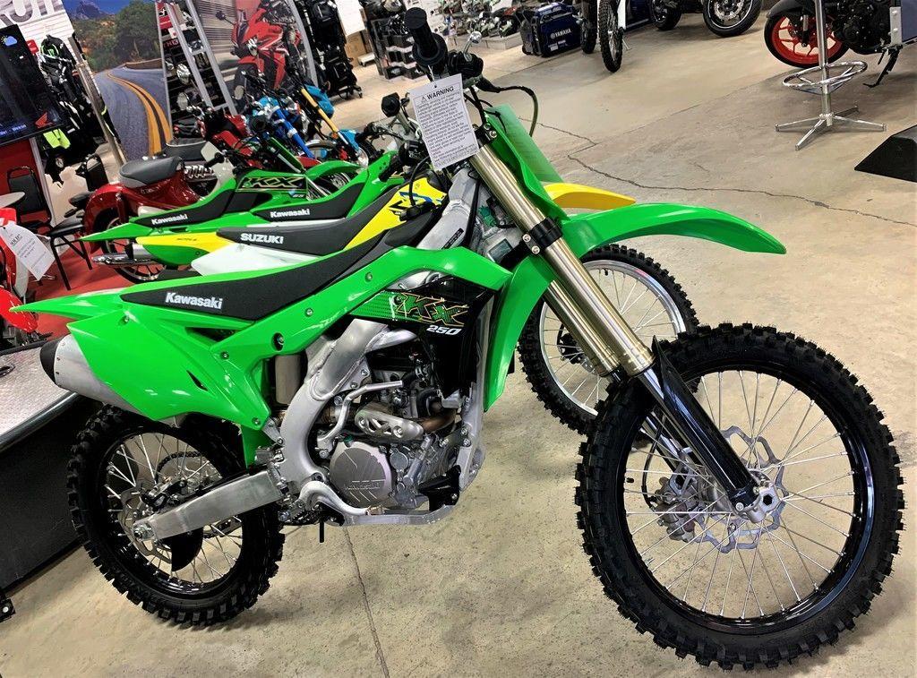 Photo 2020 Kawasaki KX 250 $6299