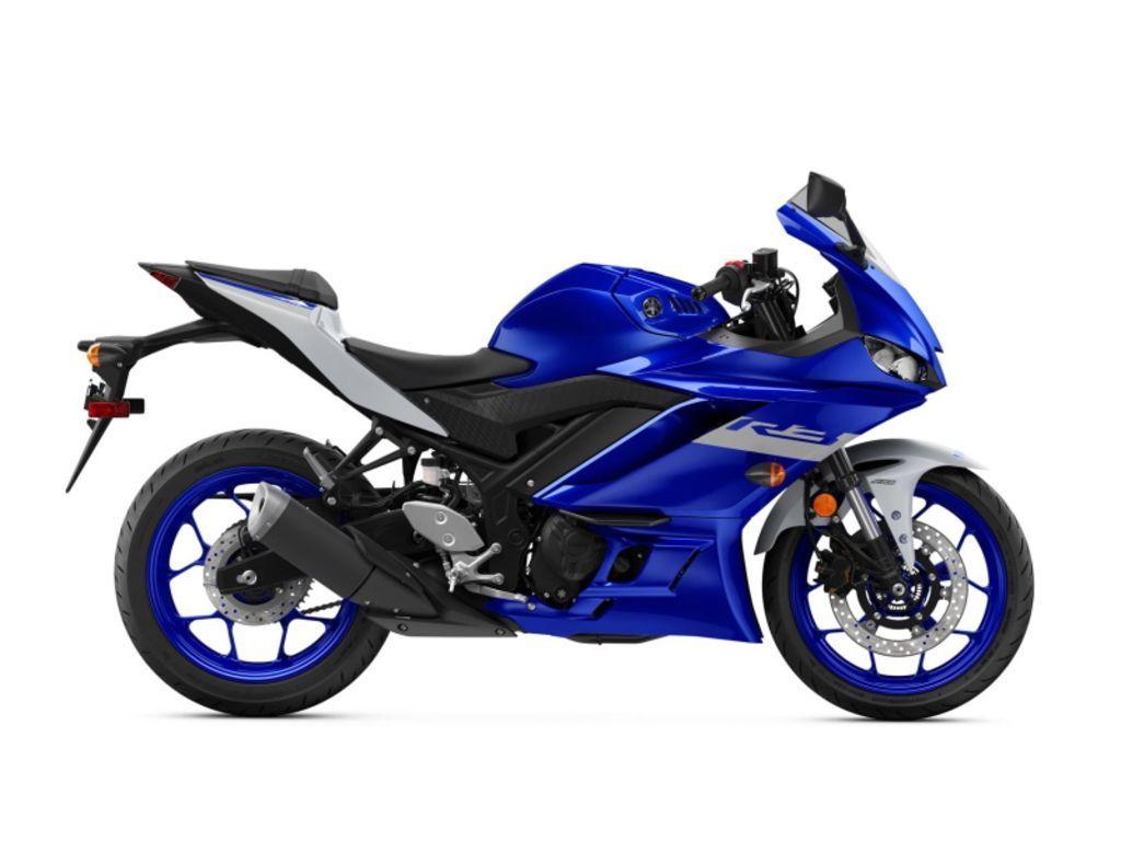 Photo 2021 Yamaha YZF-R3