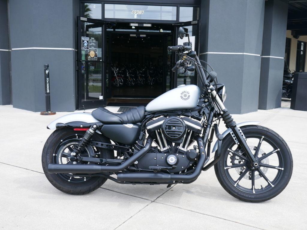 Photo 2020 Harley-Davidson XL883N - Sportster Iron 883  $10695