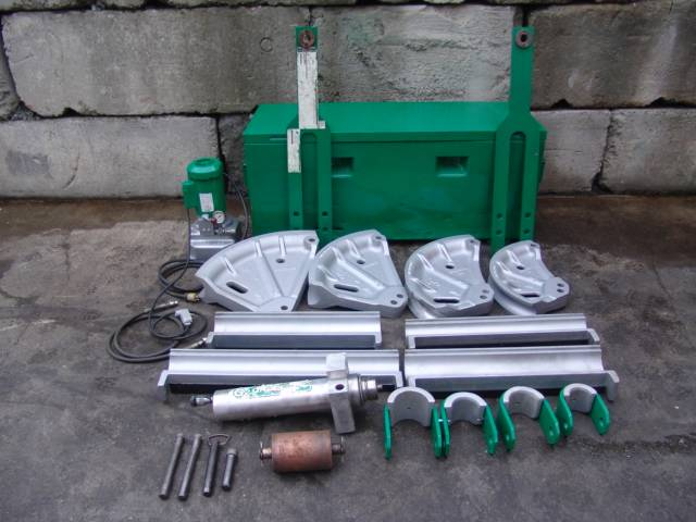 Photo Greenlee 881 Hydraulic Pipe Bender