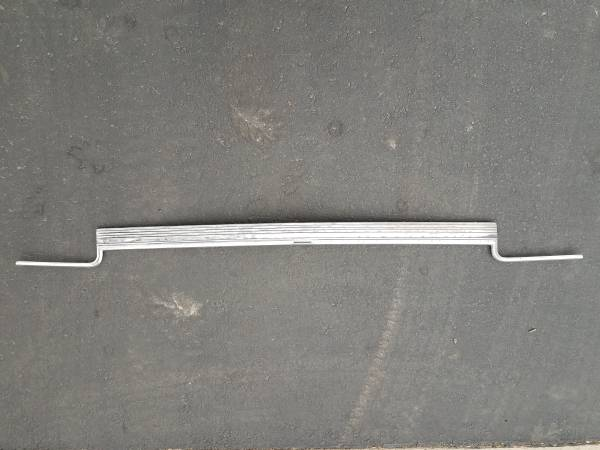 Photo 1967 Buick Skylark Trunk Lid Trim, OEM, 7647563 - $395 (Whitewater WI)