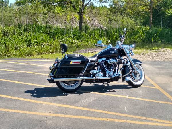 Photo 2007 Road King Classic - $7,300 (Downers Grove)