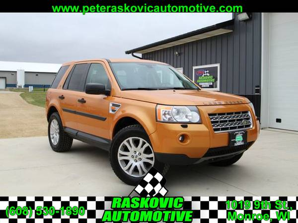 Photo 2008 Land Rover LR2 - Financing Available - $9925