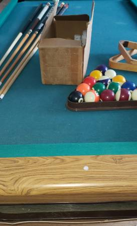 Photo 7quot Pool Tables - $200 (Footville)
