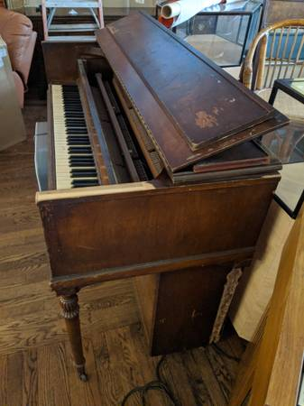 Photo Conn organ. Two upright pianos - $350 (Lincoln Park)