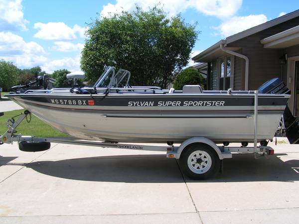 Photo Fishing Boat For Sale - $6000 (JANESVILLE)