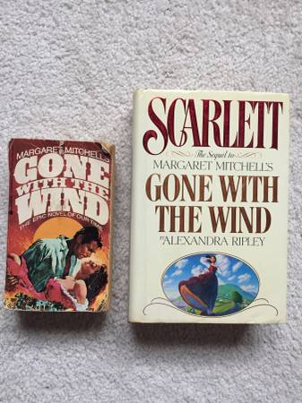 Photo Gone With The Wind - $5 (Aurora)