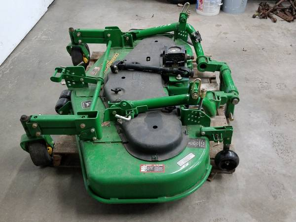 Photo John Deere 60quot Commercial Mower Deck F735 - $1,995 (Whitewater)