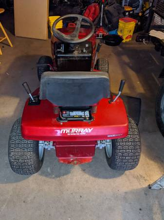 Photo Murray lawn mower - $500 (Darien)
