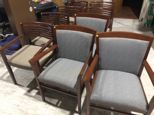Photo New  Used Office Furniture - Executive Guest Seating - $100 (Waukesha)