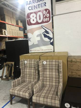 Photo New  Used Office Furniture - LOUNGE SEATING BY LILY JACK - $97 (Waukesha)