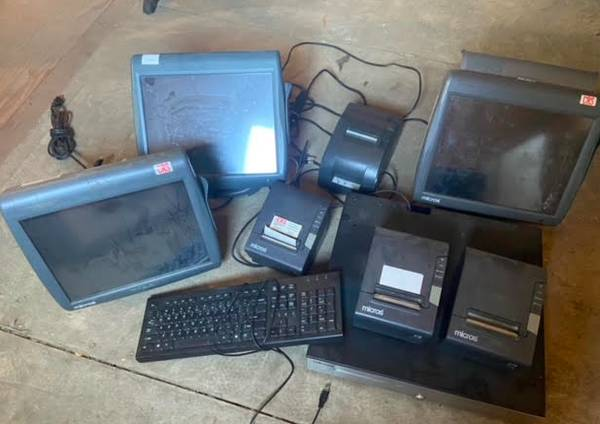 Photo POS Micros computer system - $1,000 (Michigan City, IN)
