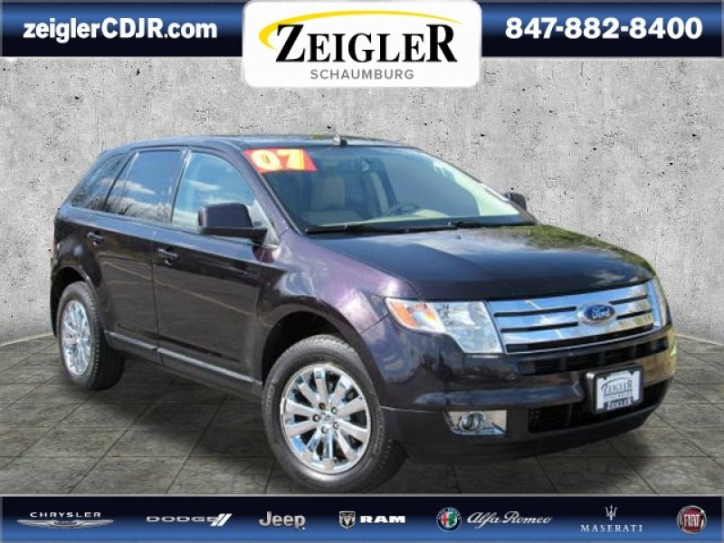 Photo Used 2007 Ford Edge AWD SEL Plus for sale
