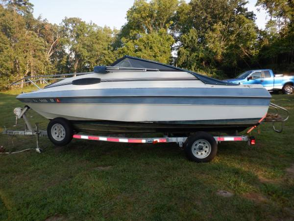 Photo 17FT CUDDY CABIN BOAT - $400 (TOMS RIVER)