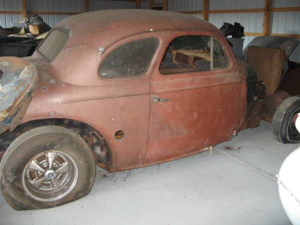 Photo 1940 CHEVY COUPE - $1 (GEORGETOWN DELAWARE)