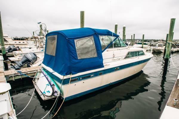 Photo 1984 Chris Craft Catalina Express 280 - $13,500 (Sea Bright)