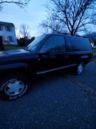 Photo 1996 Chevy Tahoe LT - $5000 (Wall Township)