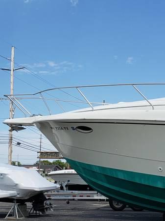 Photo 1998 Silverton cruiser - $32,000 (Toms River)