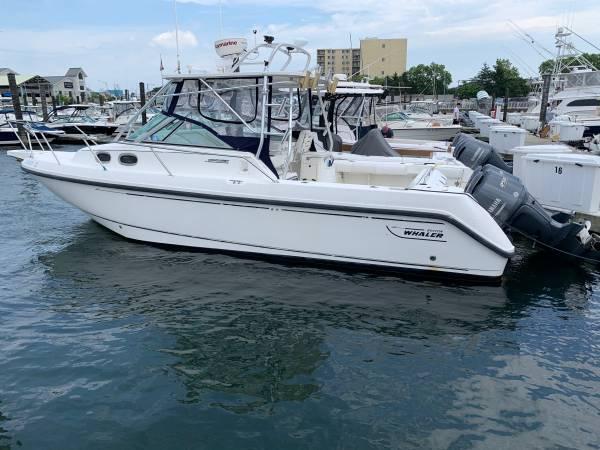 Photo 2000 Boston Whaler 28 Conquest - $64,900 (Avon by the Sea, NJ)