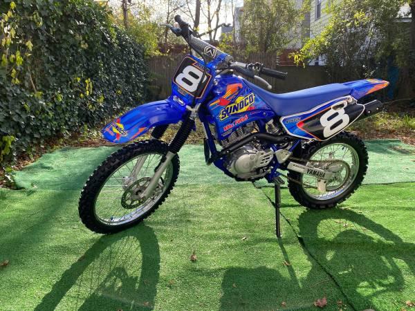 Photo 2003 Yamaha ttr125l - $1,850 (Fair lawn nj)