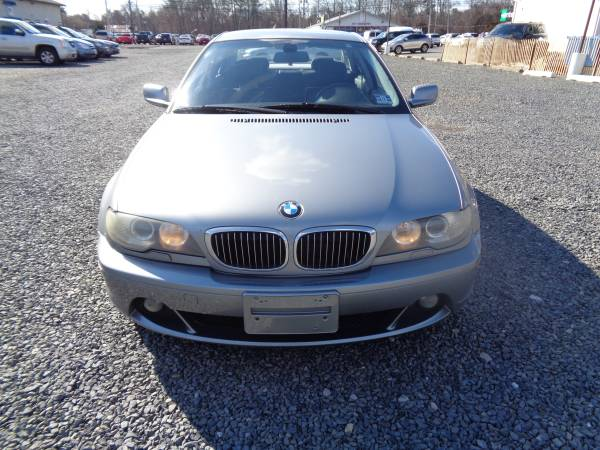 Photo 2004 BMW 330CI-2DR - $3450 (Toms River)