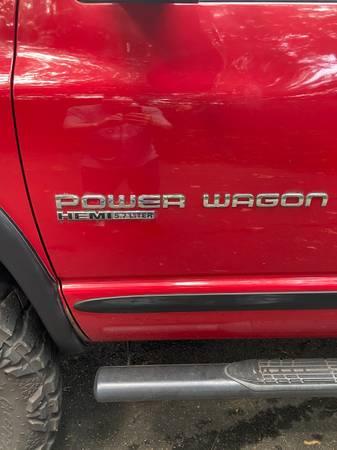 Photo 2005 Power Wagon - $9,500 (Jersey Shore)