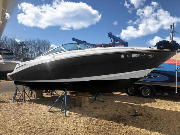 Photo 2006 searay SLX luxury bow rider 25 - $34,999 (Forked River)