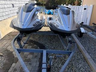 Photo 2011 AND 2009 YAMAHA FX CRUISER HO PWC WITH TRA ILER - $14,500 (FORKED RIVER)