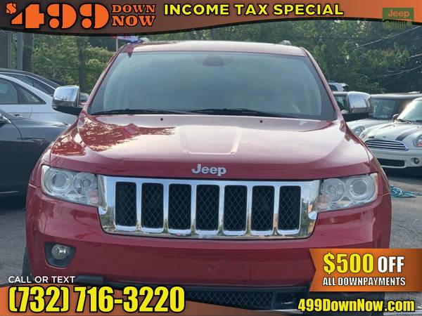 Photo 2011 Jeep Grand Cherokee Overland $499 DOWN - $499 ($499 DOWN NOW)