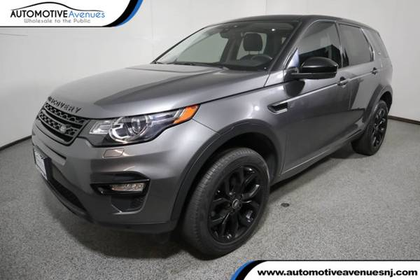 Photo 2016 Land Rover Discovery Sport, Corris Gray Metallic - $22995 (Automotive Avenues)