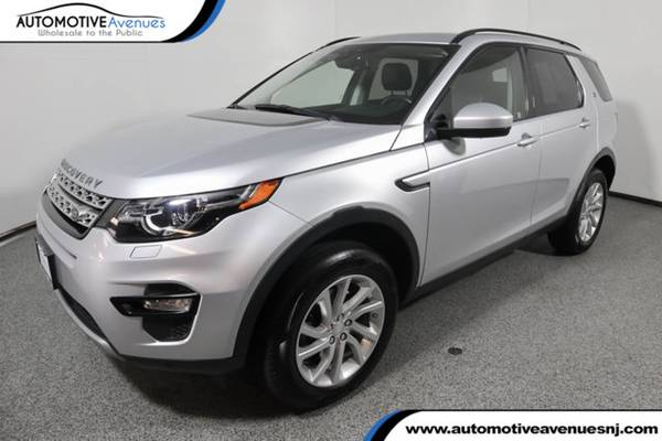 Photo 2016 Land Rover Discovery Sport, Indus Silver Metallic - $20995 (Automotive Avenues)