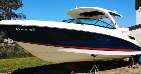 Photo 2016 Searay 350 SLX - $229,900 (Toms River NJ)