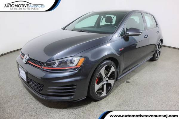 Photo 2016 Volkswagen Golf GTI, Carbon Steel Gray Metallic - $16,995 (Automotive Avenues)