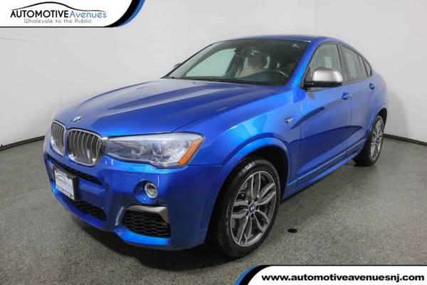 Photo 2017 BMW X4, Long Beach Blue Metallic - $34,995 (Automotive Avenues)