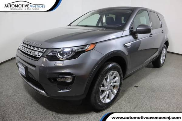 Photo 2017 Land Rover Discovery Sport, Corris Gray Metallic - $27,995 (Automotive Avenues)