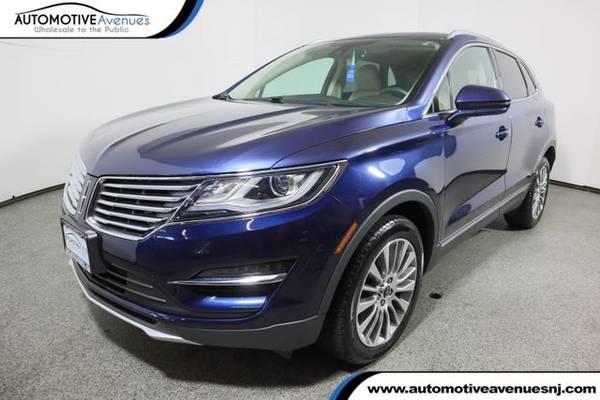 Photo 2017 Lincoln MKC, Midnight Sapphire Blue Metallic - $23,995 (Automotive Avenues)