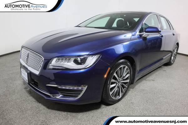 Photo 2017 Lincoln MKZ, Midnight Sapphire Blue Metallic - $19,995 (Automotive Avenues)