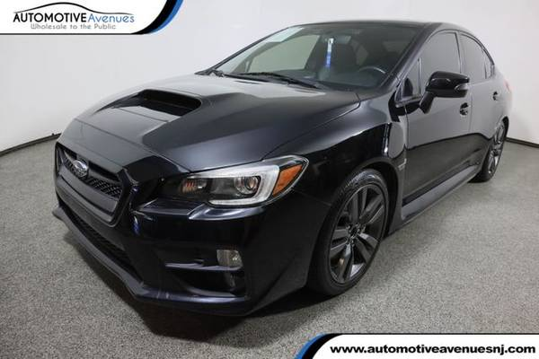 Photo 2017 Subaru WRX, Crystal Black Silica - $23,995 (Automotive Avenues)