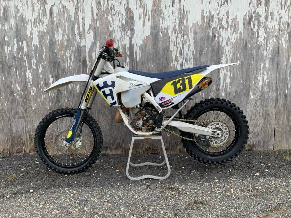 Photo 2017 husqvarna FX 350 - $6,100 (monmouth cty)