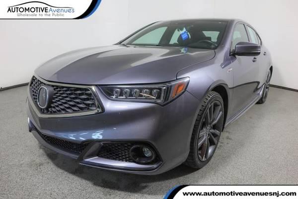 Photo 2018 Acura TLX, Modern Steel Metallic - $28,995 (Automotive Avenues)