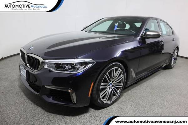 Photo 2018 BMW 5 Series, Carbon Black Metallic - $51,495 (Automotive Avenues)