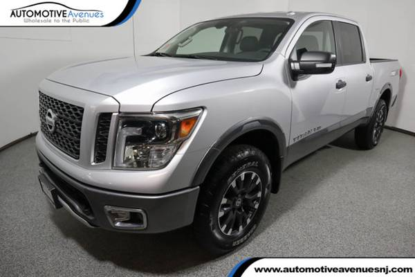 Photo 2018 Nissan Titan, Brilliant Silver - $29995 (Automotive Avenues)