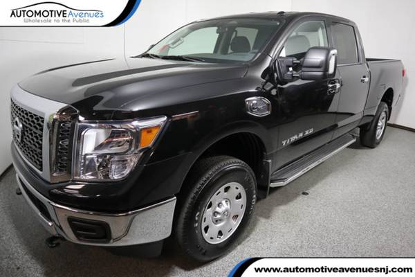 Photo 2018 Nissan Titan XD, Magnetic Black - $31995 (Automotive Avenues)