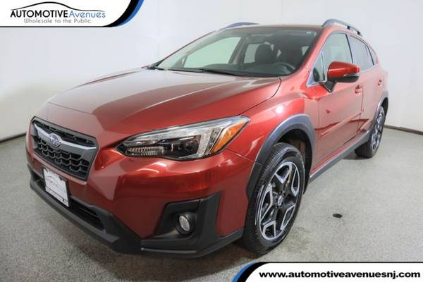 Photo 2018 Subaru Crosstrek, Venetian Red Pearl - $22,995 (Automotive Avenues)