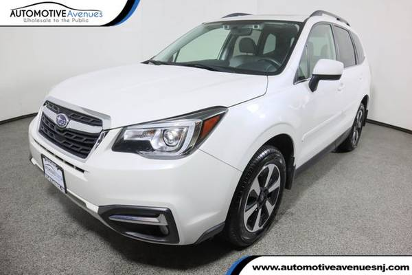 Photo 2018 Subaru Forester, Crystal White Pearl - $22,995 (Automotive Avenues)