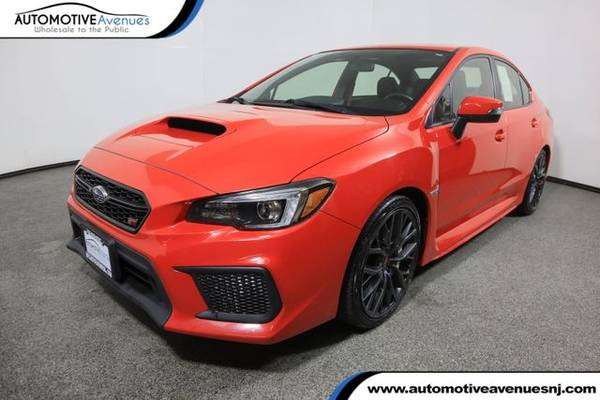 Photo 2018 Subaru WRX, Pure Red - $31,495 (Automotive Avenues)