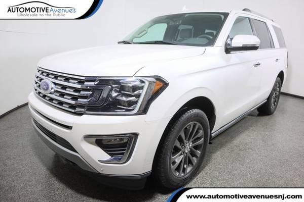 Photo 2019 Ford Expedition, White Platinum Metallic Tri-Coat - $52,995 (Automotive Avenues)