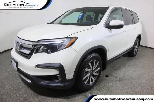 Photo 2019 Honda Pilot, White Diamond Pearl - $29,995 (Automotive Avenues)