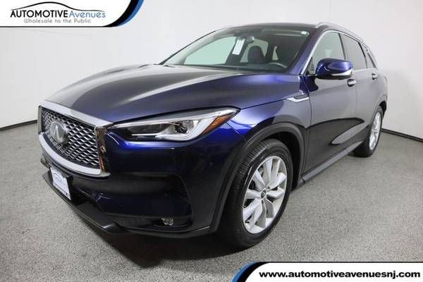 Photo 2019 INFINITI QX50, Hermosa Blue - $32,995 (Automotive Avenues)